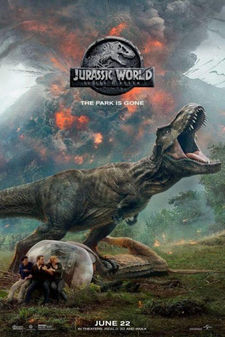 Jurassic World II : Fallen Kingdom / Джурасик свят 2 : Рухналото кралство (2018)