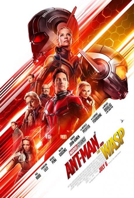 Ant-Man and the Wasp II / Ант-мен и Осата 2 (2018)
