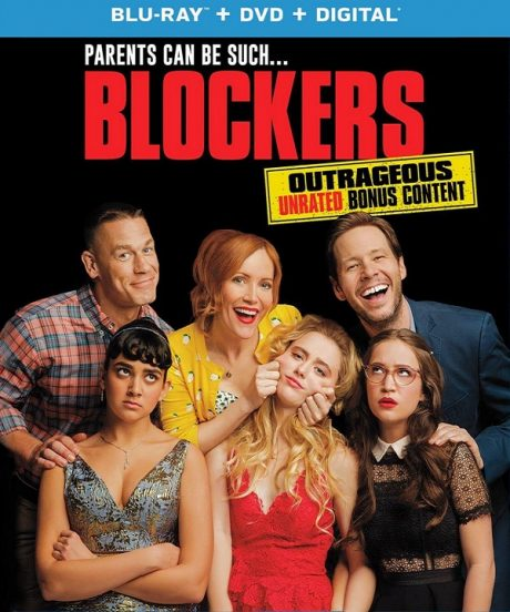 Blockers / Секс на куково лято (2018)