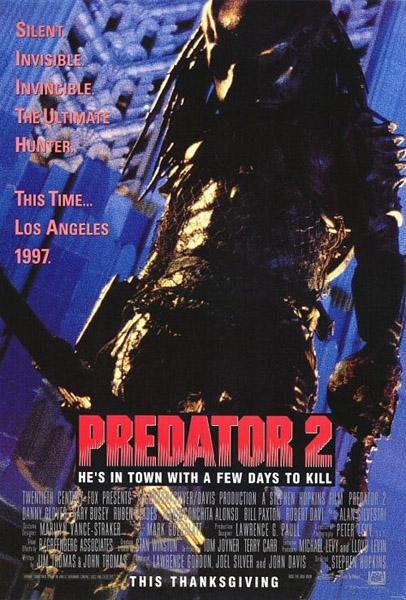 Predator II / Хищникът 2 (1990)