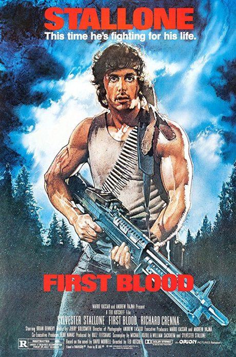 Rambo I : First Blood (Part I) / Рамбо 1 : Първа кръв (Част 1) (1982)