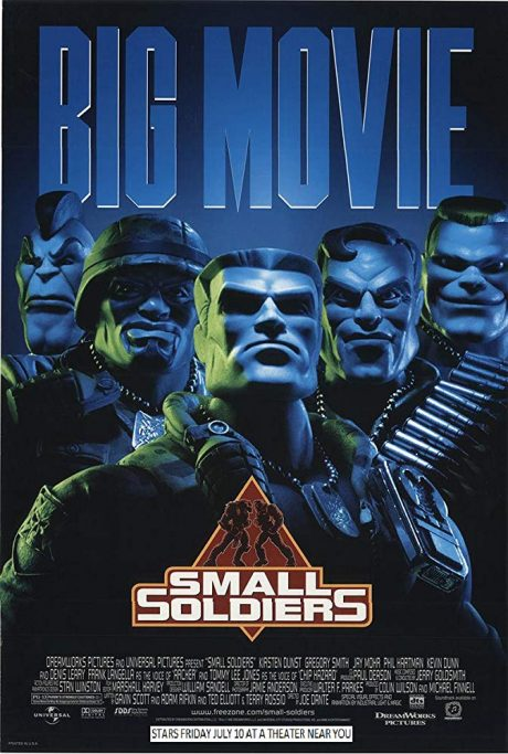 Small Soldiers / Малките войници (1998)