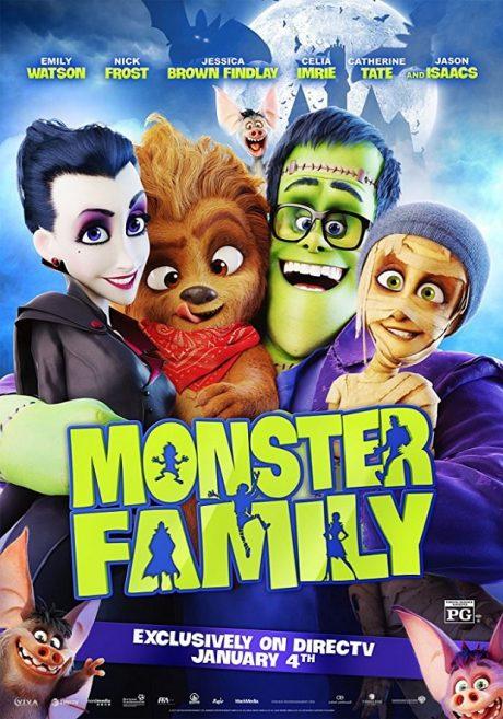 Happy Family / Шантаво семейство (2017)