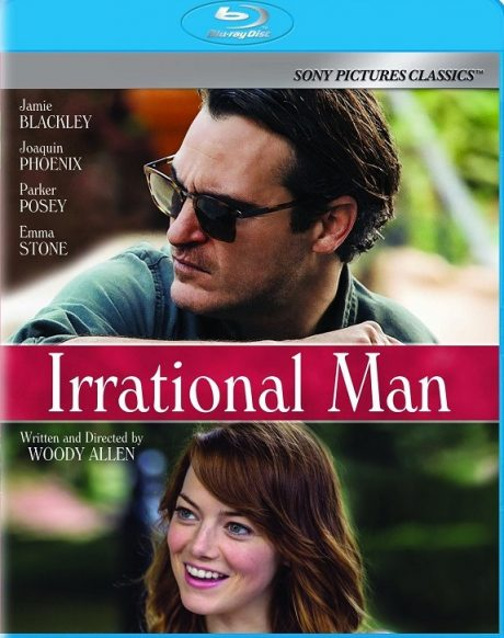 Irrational Man / Почти нормален (2015)