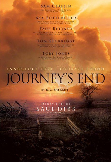 Journey's End / Краят на пътуването (2017)