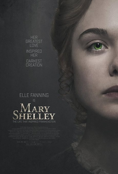Mary Shelley / Мери Шели (2017)