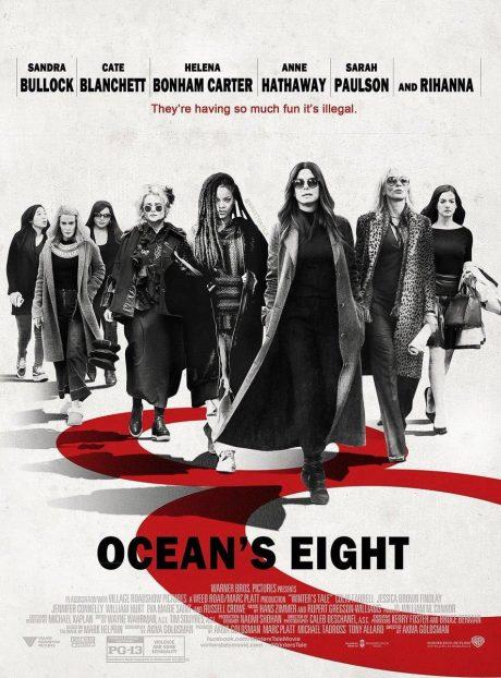 Ocean's Eight IV / Бандитките на Оушън 4 (2018) (Part 4)