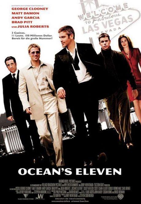 Ocean's Eleven I / Бандата на Оушън 1 (2001) (Part 1)