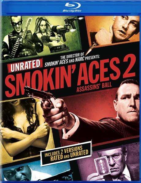 Smokin' Aces II : Assassins' Ball / Димящи аса 2 : Играта на убийците (2010)