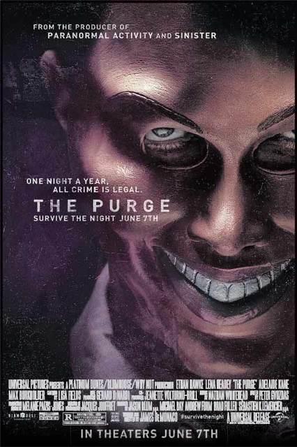 The Purge I / Чистката 1 (2013)
