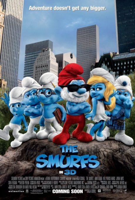 The Smurfs I / Смърфовете 1 (2011)