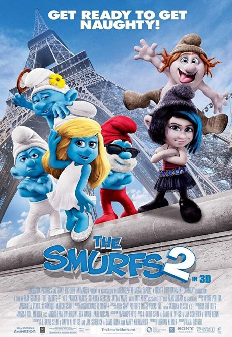 The Smurfs II / Смърфовете 2 (2013)