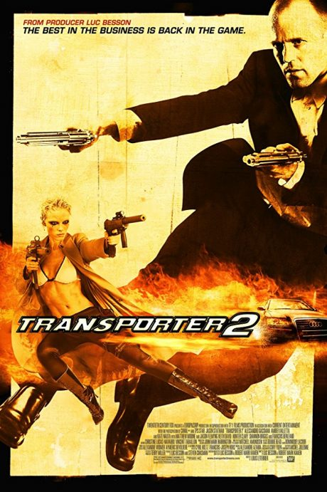 The Transporter II / Транспортер 2 (2005)
