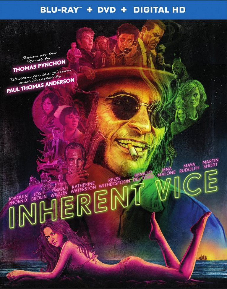 Inherent Vice / Вроден порок (2014)