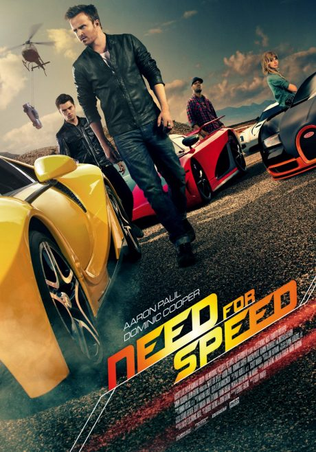 Need For Speed / Жажда за скорост (2014) NFS