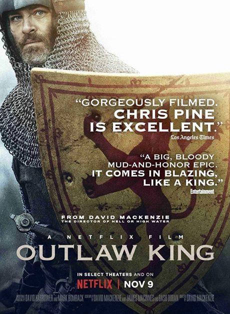 Outlaw King / Крал извън закона (2018)