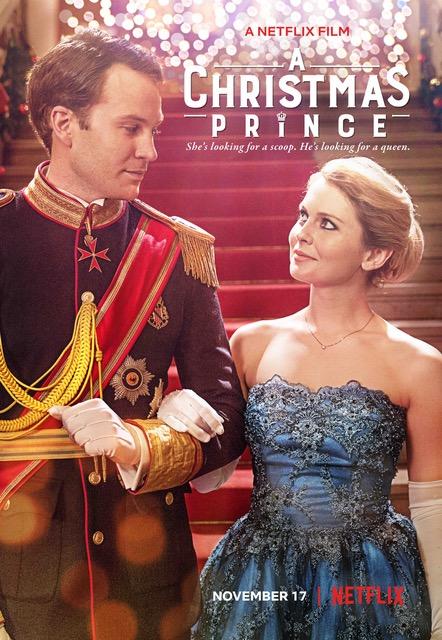 A Christmas Prince / Принц за Коледа (2017)