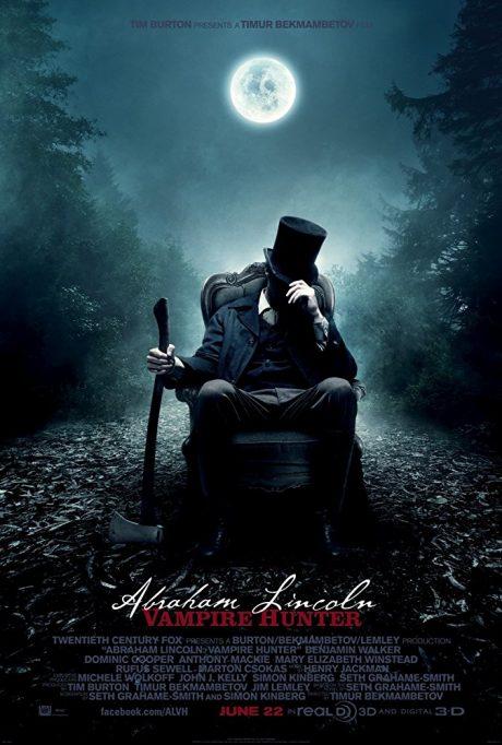 Abraham Lincoln : Vampire Hunter / Ейбрахам Линкълн : Ловецът на вампири (2012)