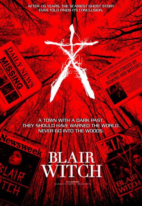 Blair Witch / Вещицата от Блеър (2016)