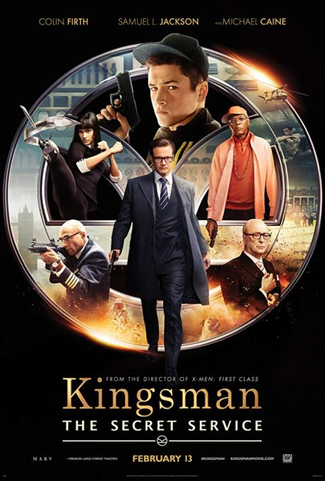 Kingsman I : The Secret Service / Kingsman 1 : Тайните служби (2014)