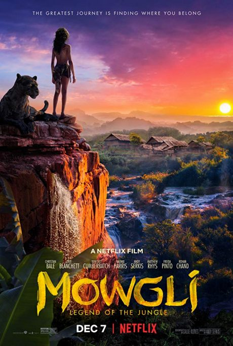 Mowgli : Legend of the Jungle / Маугли : Легенда за джунглата (2018)