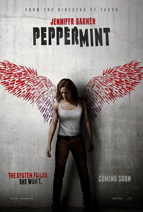 Peppermint : Ангел на възмездието (2018)
