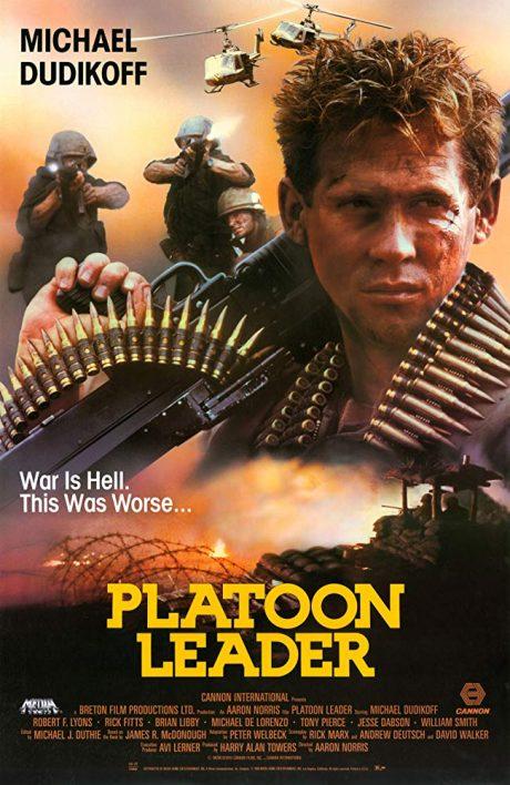 Platoon Leader / Командир на взвод (1988)