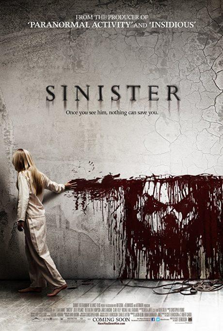 Sinister I / Греховен 1 (2012)