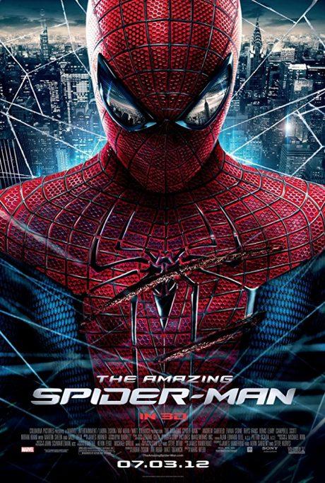 The Amazing Spider-Man I / Невероятният Спайдър-мен 1 (2012)