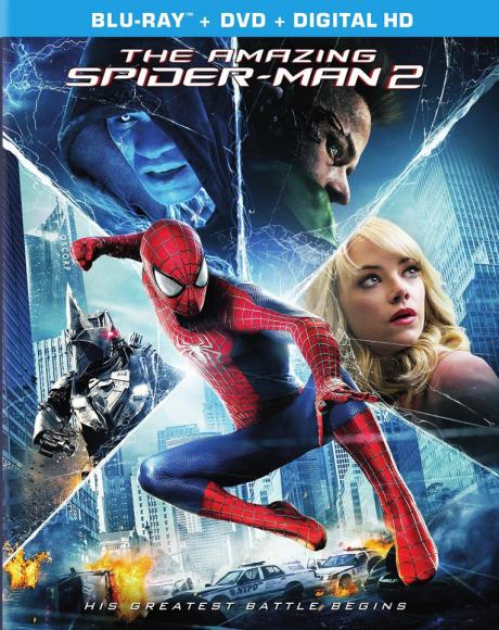 The Amazing Spider-Man II / Невероятният Спайдър-мен 2 (2014)