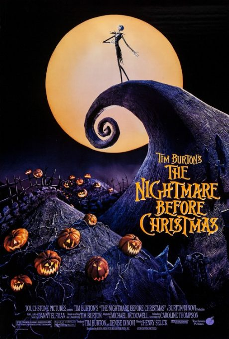 The Nightmare Before Christmas / Кошмарът преди Коледа (1993)