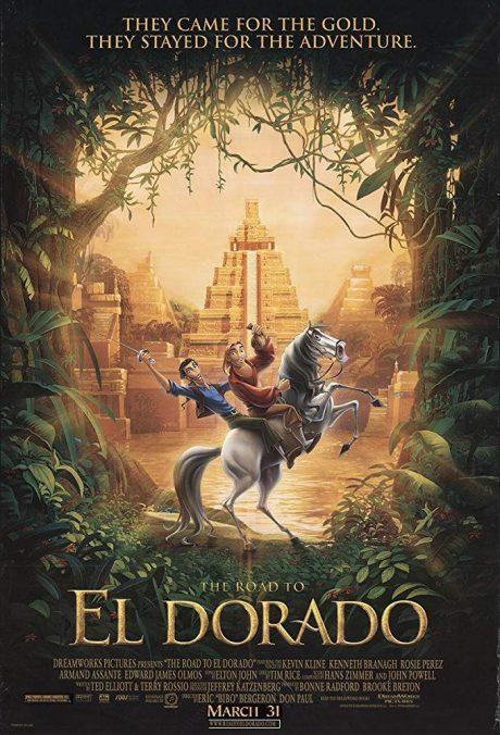 The Road to El Dorado / Пътят към Ел Дорадо (2000)