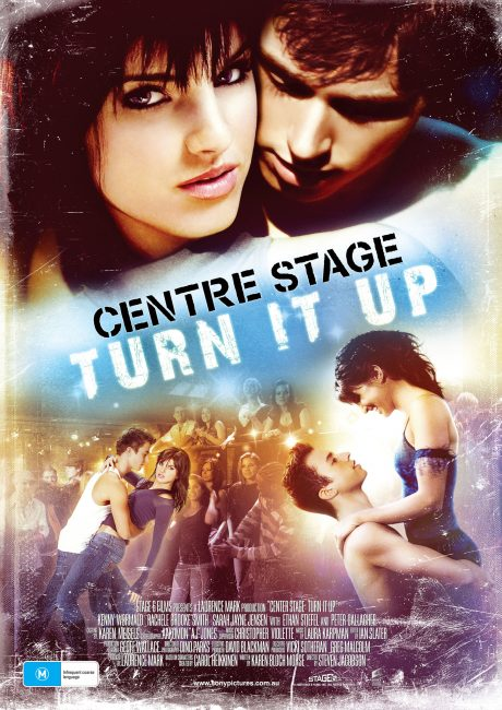Center Stage II : Turn It Up / Треска за шоу 2 : Засили го (2008)