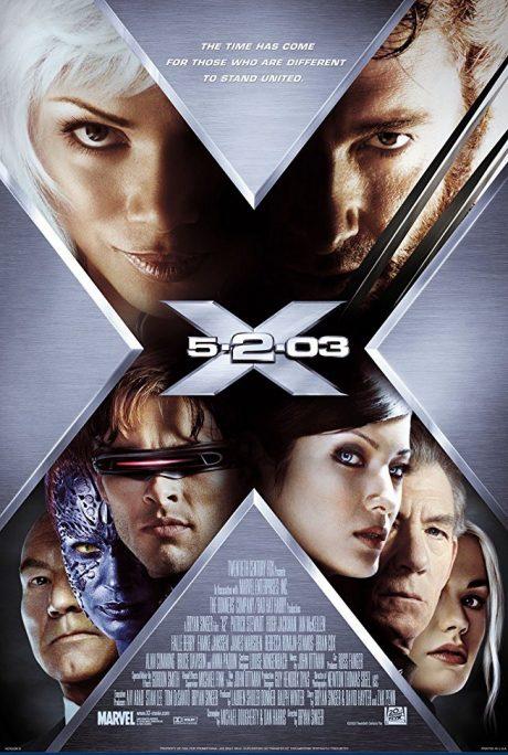 X-Men II / Х-Мен 2 (2003)