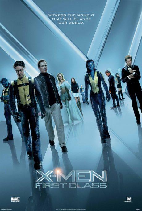 X-Men V : First Class / X-мен 5 : Първа вълна (2011)