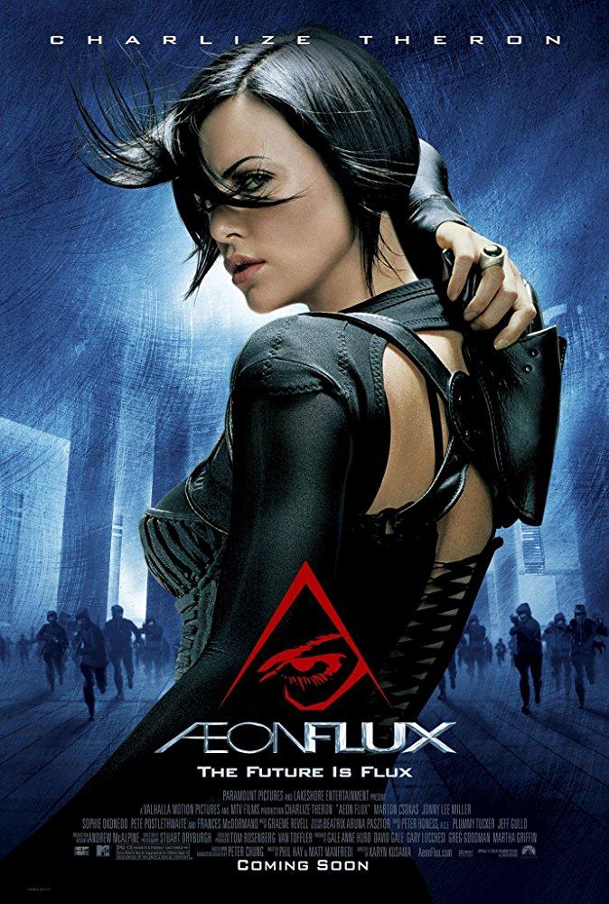 Aeon Flux / Аеон Флукс (2005)