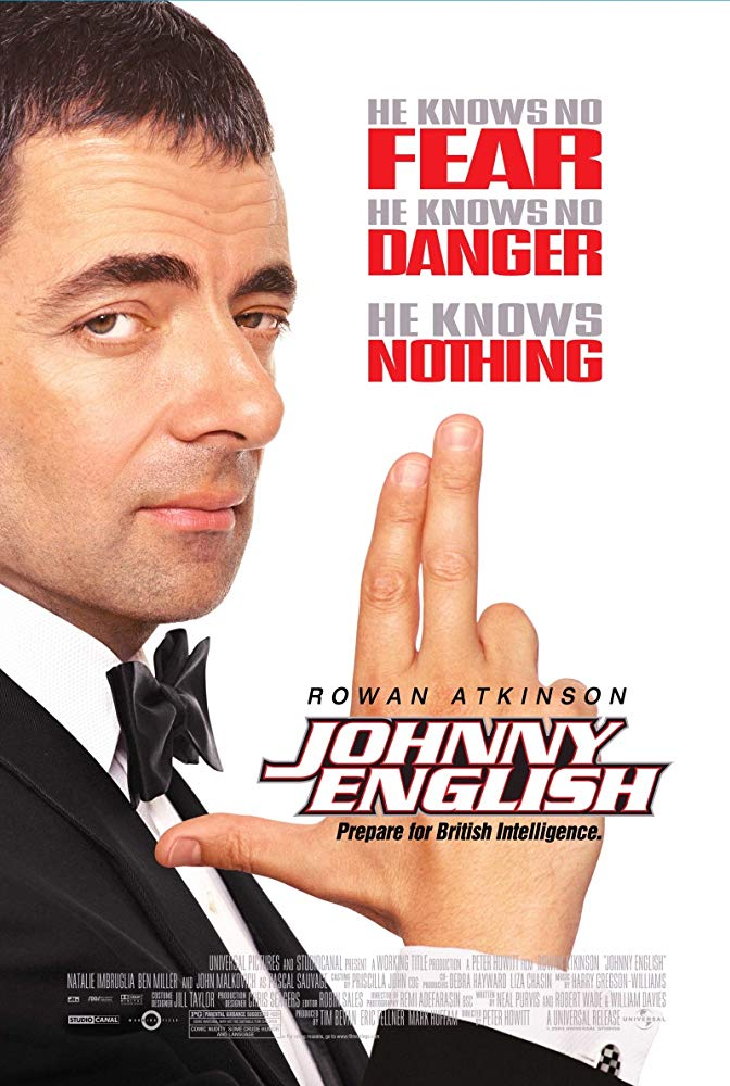 Johnny English / Джони Инглиш (2003) (Part 1)