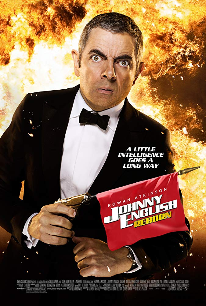 Johnny English Reborn / Джони Инглиш се завръща (2011) (Part 2)