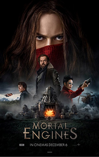 Mortal Engines / Смъртоносни машини (2018)