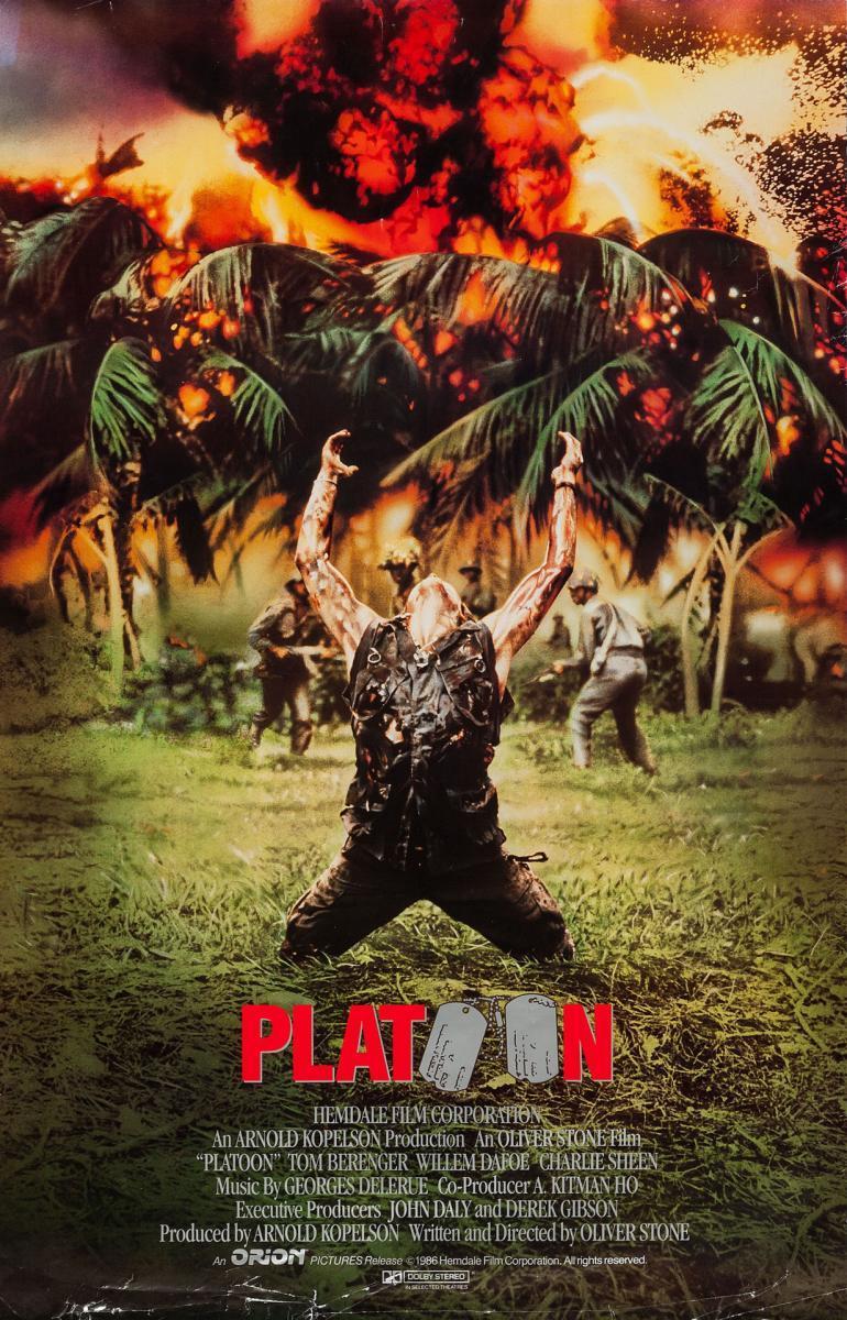 Platoon / Взвод (1986)