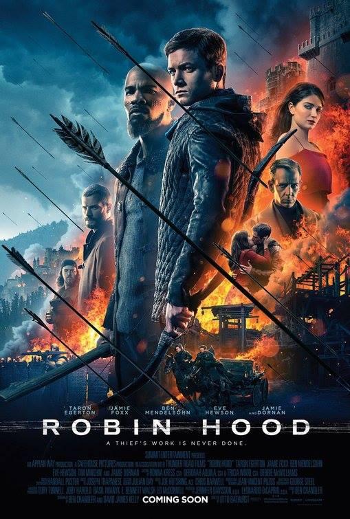 Robin Hood / Робин Худ : Началото (2018)