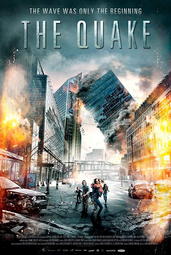 Skjelvet / The Quake / Трусът (2018)