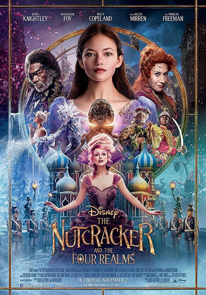 The Nutcracker and the Four Realms / Лешникотрошачката и четирите кралства (2018) (Disney)