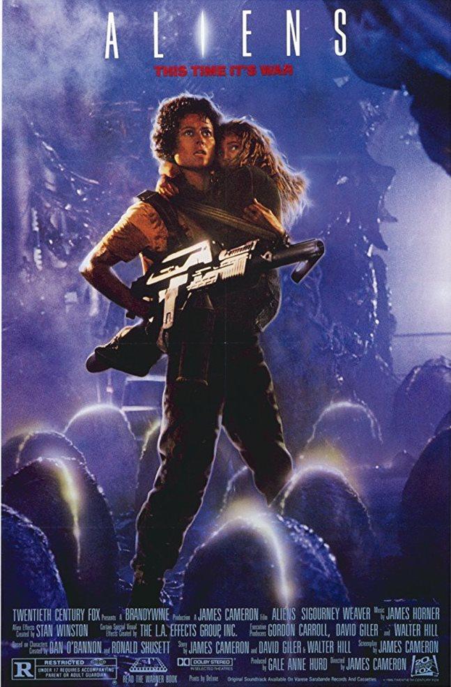 Aliens II / Пришълци 2 (1986)