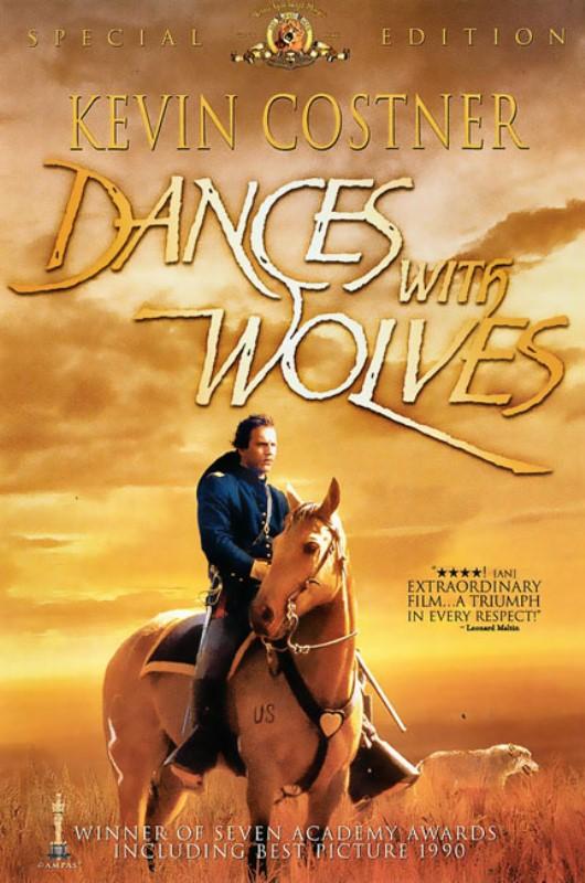 Dances with Wolves / Танцуващият с вълци (1990)
