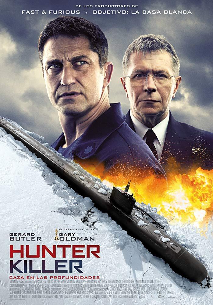 Hunter Killer / Унищожителят (2018)
