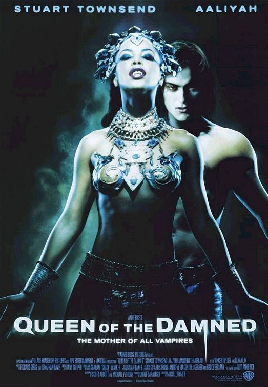 Queen of the Damned / Кралицата на прокълнатите (2002)