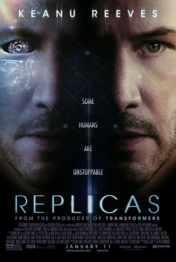 Replicas / Реплики (2018)