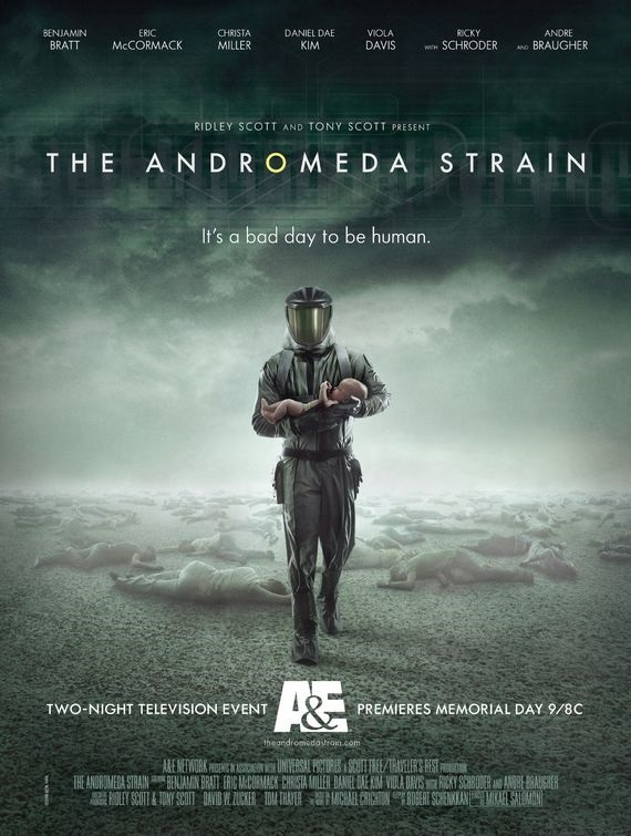 The Andromeda Strain / Щамът Андромеда (2008)
