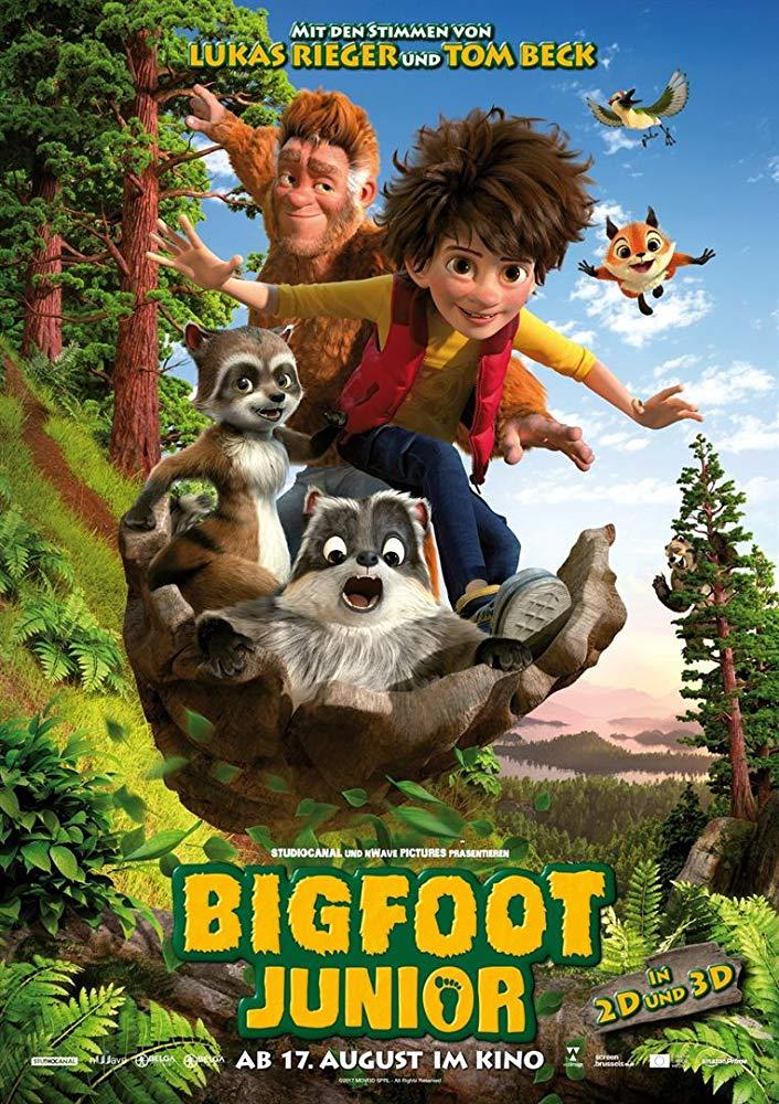 The Son of Bigfoot / Синът на Голямата стъпка (2017)